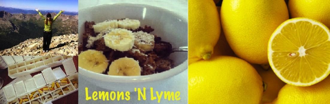Lemons 'N Lyme